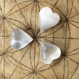 Hart van Seleniet: angel heart small (2,5 cm)