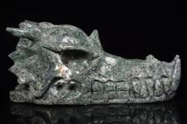 Draken skull mosagaat 15,3 cm