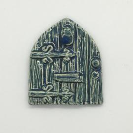 Faery Door with Agate