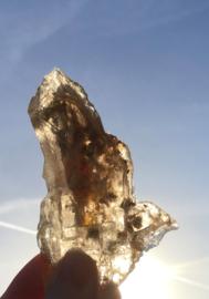 Lodoliet Sjamaan Kristal / Lemurian geactiveerd met een Zaad van Licht (LSIII)