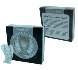 Bergkristal Engel (5 cm)