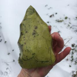 Elfenvlam Groene Opaal 3