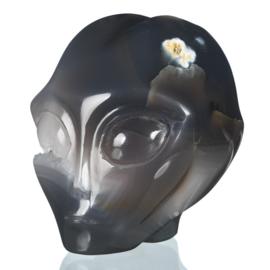 Star Being Agaat Geode 4 (ruim 7,5 cm)