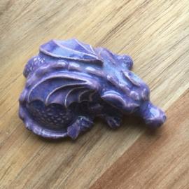 Lay-ila het paarse draakje