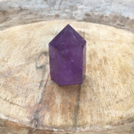 Amethyst point from Madagascar I
