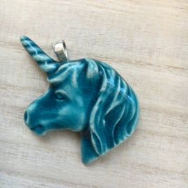 Hangertje Eenhoorn (orient blue)