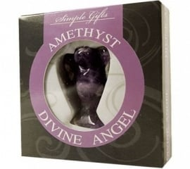 Amethist Engel (5 cm)