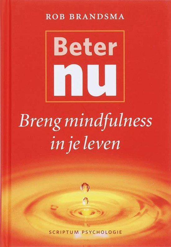 Beter Nu, breng mindfulness in je leven - Rob Brandsma