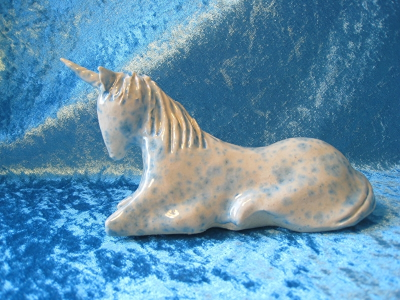 Personalized Unicorn Sculpture