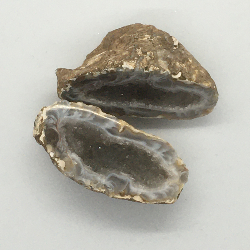 Geode set of Agate (4)