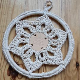 RVS ring 15 cm