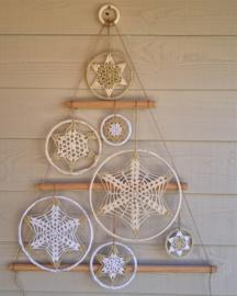 Workshop Kerstboom Mandala haken
