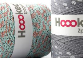 Duurzaam textielgaren Zpagetti, RibbonXL en Eco Barbante