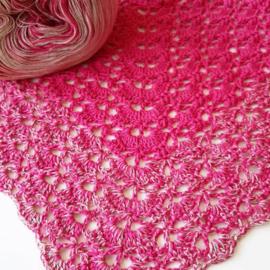 Workshop sjaal haken met Durable Colourful