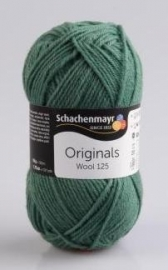 Schachenmayr Wool 125 groen