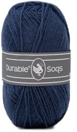 Durable Soqs Navy 321