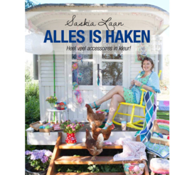 Alles is haken Saskia Laan