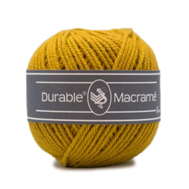 Durable macramé garen curry 2211