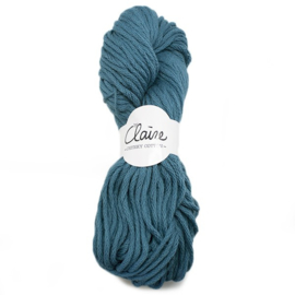 byClaire Chunky Cotton iceblue 006