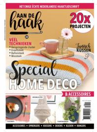 Tijdschrift Aan de Haak 32 Home deco & accessoires