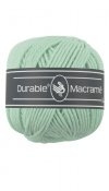 Durable macramé garen mint 2137