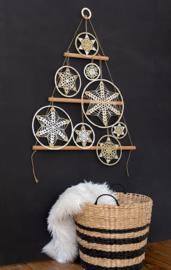 Haakpakket Kerstboom Mandala