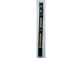 Breinaalden bamboe Pony  ZB 40 cm 6,5 33 cm