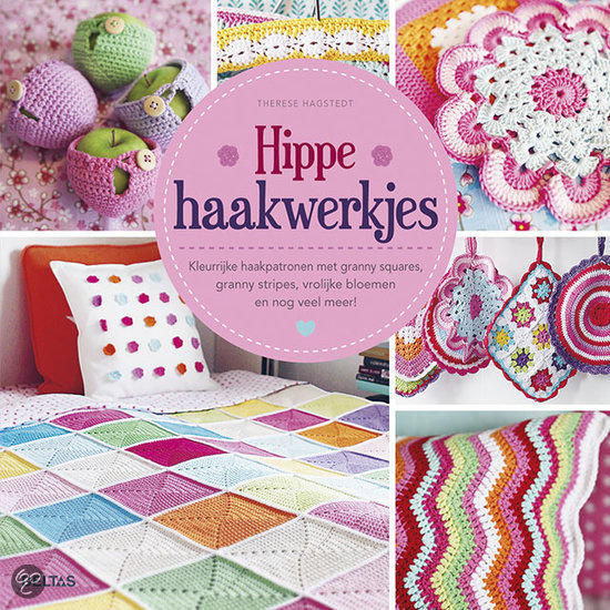 Review Hippe haakwerkjes Therese Hagstedt