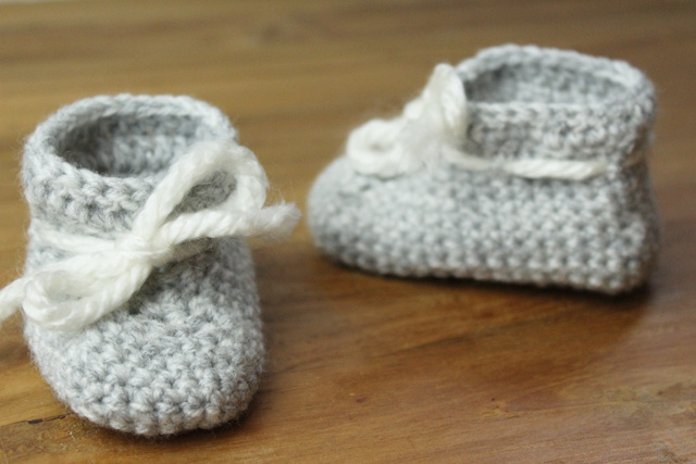 Workshop Baby sokjes haken