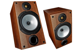 Monitor Audio MR 2 walnoot