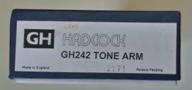 Hadcock GH242 Unipivot Tonearm