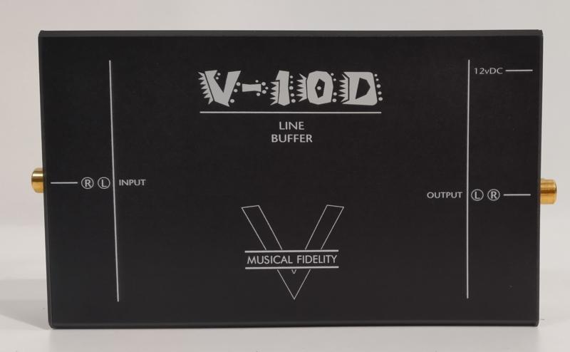 Musical Fidelity V 10 D