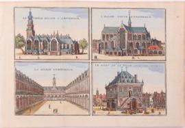 Stadsgezichten Amsterdam.