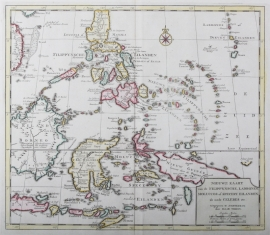 Kaart van Philippijnen