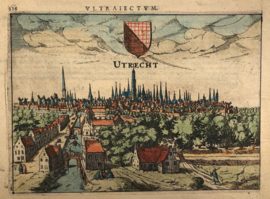 Panorama Utrecht.