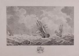 Hollandse schepen.