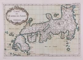 Kaart Japan
