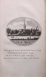 Dorpsgezicht van Ouderkerk aan den IJssel