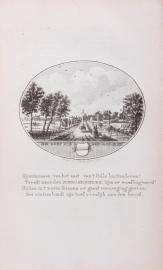 Dorpsgezicht van Bergschenhoek