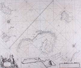 Zeekaart Noordelijke IJszee