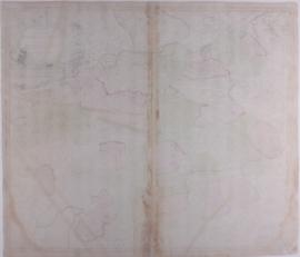 Kaart Duitsland.