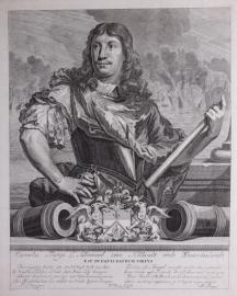 Portret Cornelis Tromp,