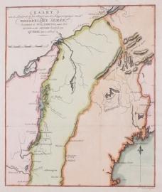 Kaart Canada