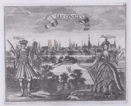 Panorama van Vlissingen