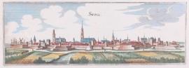 Panorama Zwolle.
