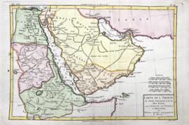 Kaart Perzische