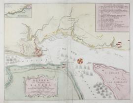 Kaart Quebec