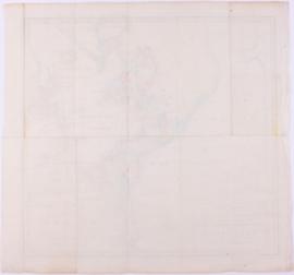 Wereldkaart (Westelijke deel).