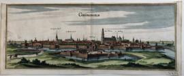 Panorama Groningen.