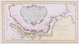 Kaart Straat van Magellan.
